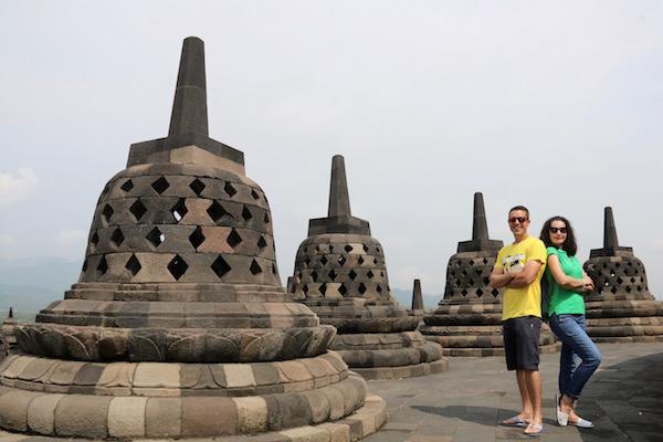 templo Borobudur,
