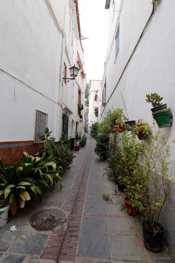 Calles Lanjarón