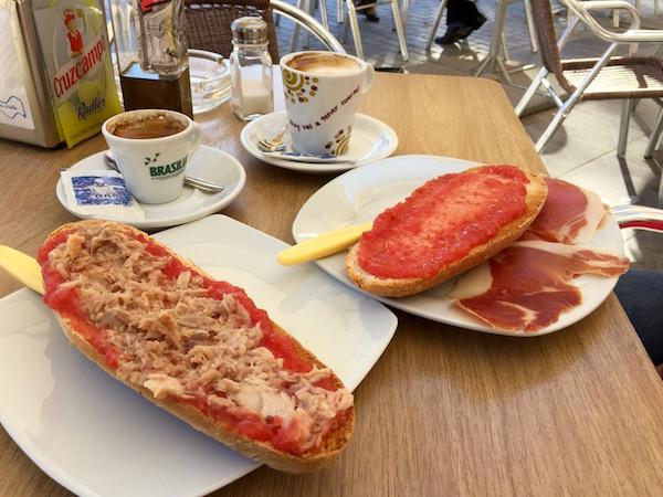 Desayuno La Dama