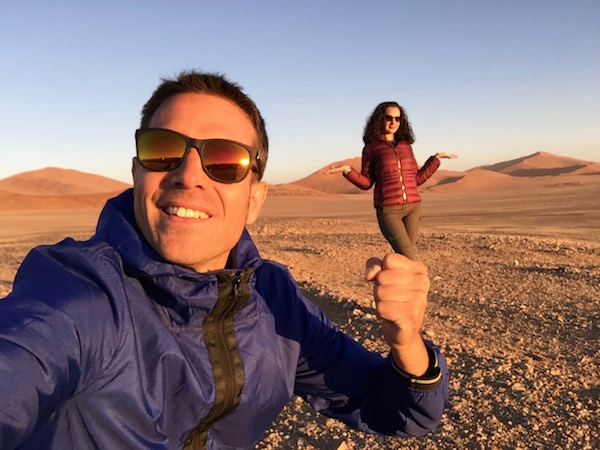 Dunas Desierto Namib