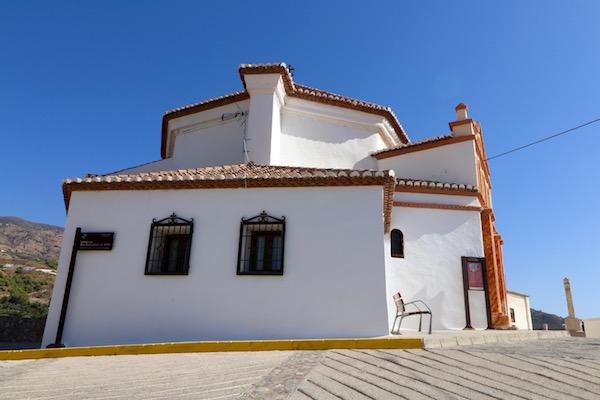 Edificio Ermita San Sebastián