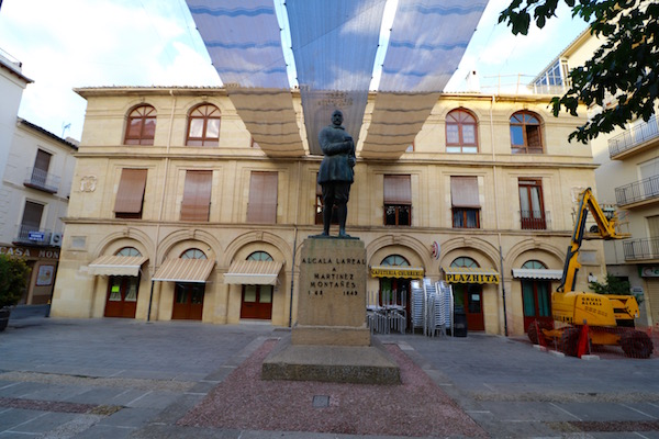 Escultura Martínez Montañes
