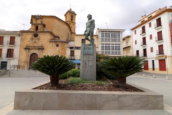 Escultura Pablo Rojas