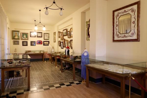 Exposición artesanía textil