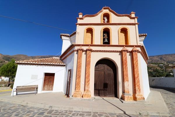 Fachada Ermita San Sebastián
