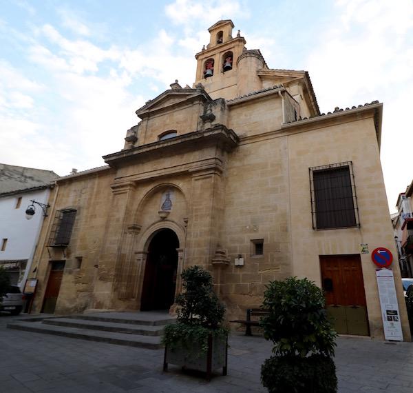 Iglesia Nuestra Señora Angustias
