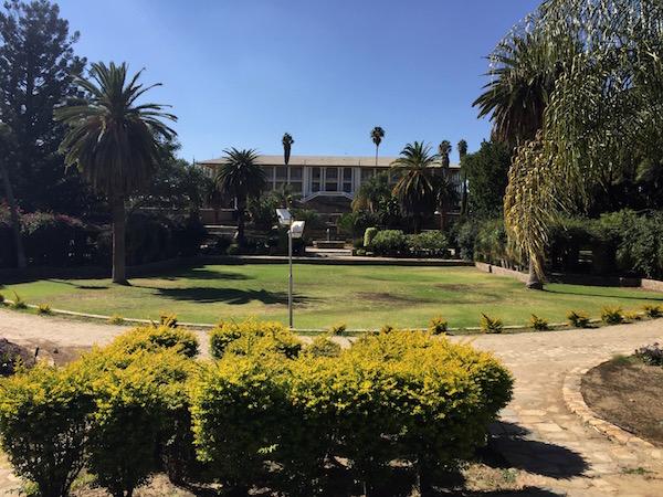 Jardines parlamento