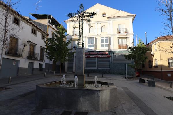 La Plaza de la Cruz Verde