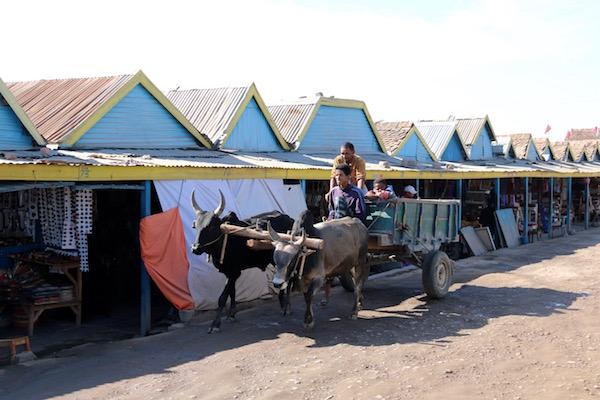 Mercado de La Digue