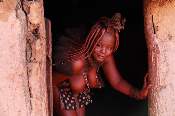 Mujer Himba.
