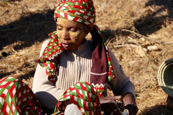 Mujer Malgache