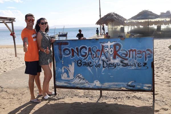 Playa de Ramena,