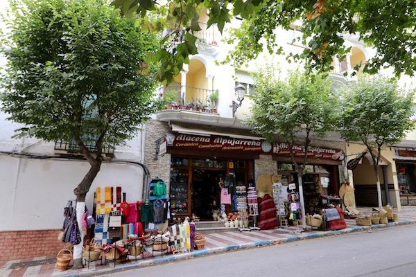 Tiendas artesanales