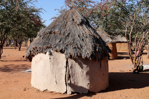 Vivienda Himba