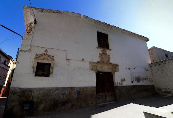 palacio Páez de Espinosa