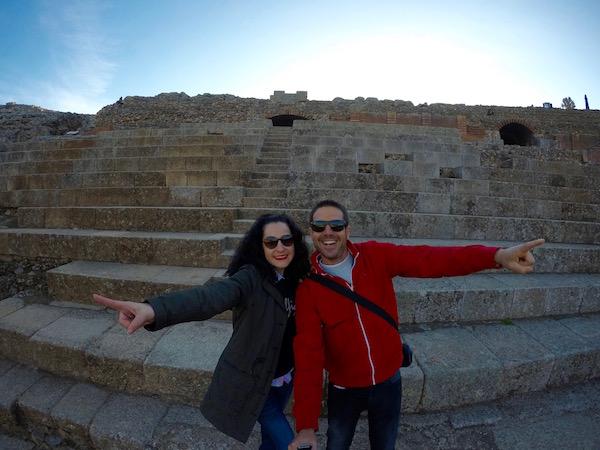 Anfiteatro Romano Mérida