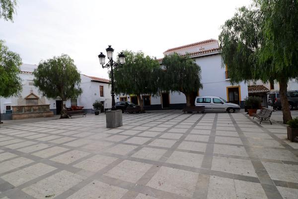 La Plaza Gualchos