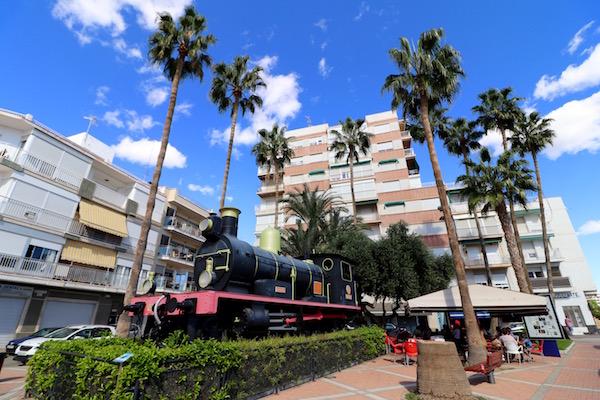 Monumento Ferrocarril