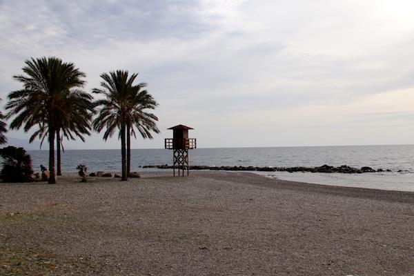 Playa Castell de Ferro