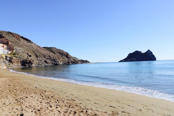 Playa Hornillo