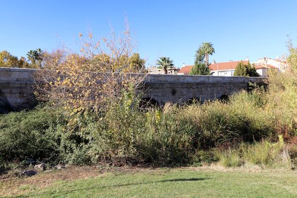 puente romano el Albarregas