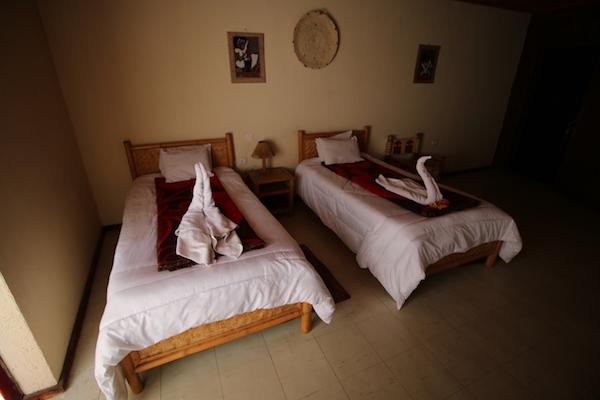 Habitación hotel Lal y Spa Lalibela