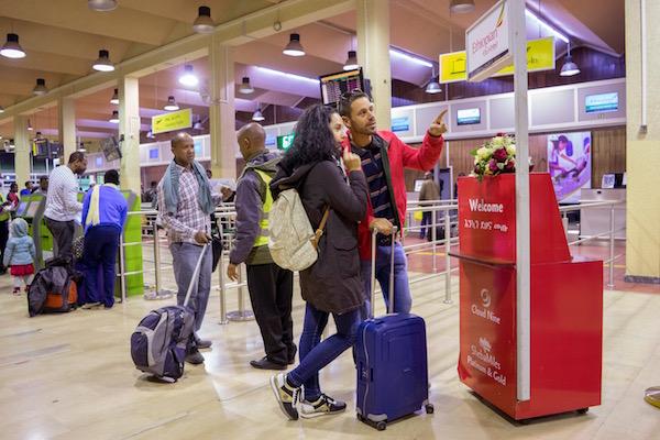 Aeropuerto Internacional de Bole AdísAbeba