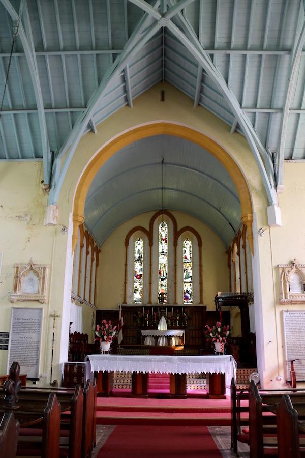 Altar Catedral San Jorge
