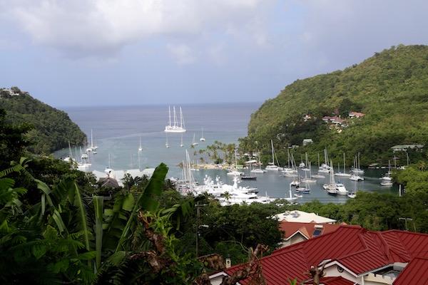 Bahía de Marigot