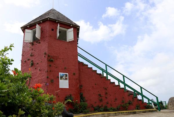 Estación de señal Gun Hill