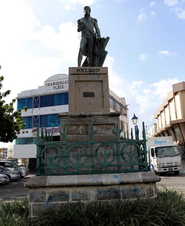 Estatua Nelson