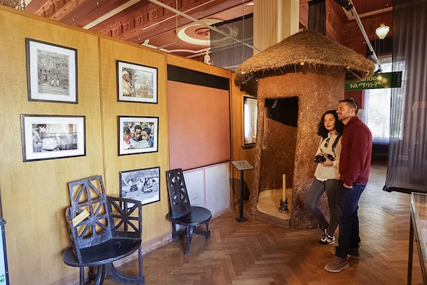 Exposición Museo Etnológico