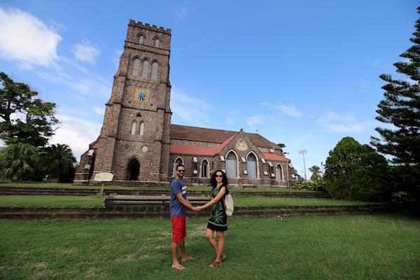 Iglesia Anglicana de San George