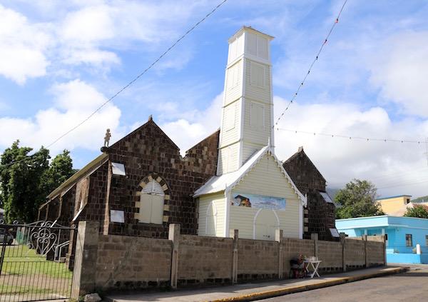 Iglesia Wesley Methodist