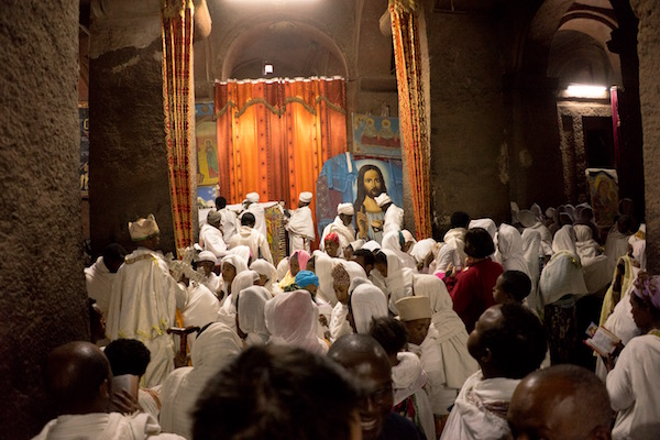 Interior Fiesta enBet Medhane Alem