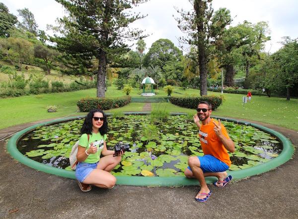 Jardín Botánico San Vicente y las Granadinas