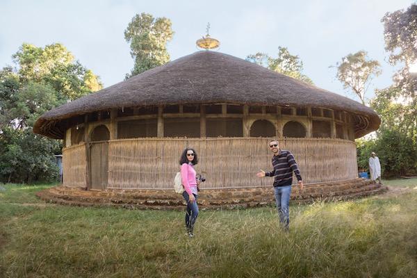 Monasterio de Azuwa Maryam
