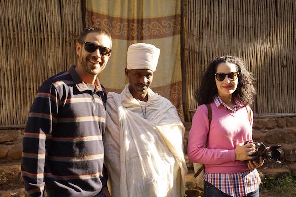 Monje Etiope