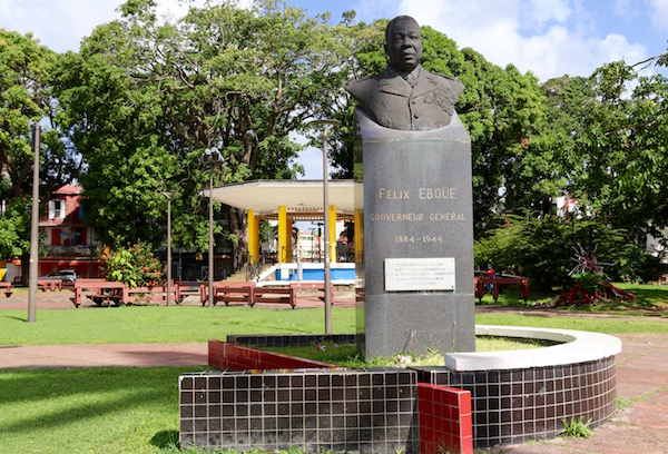 Monumento Adolphe Felix Eboue