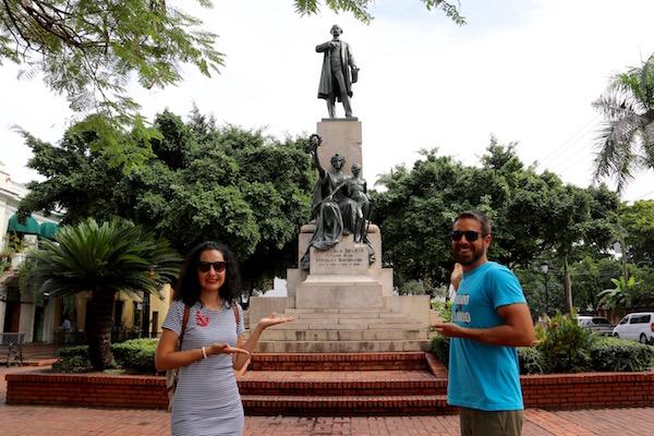 Monumento Duarte