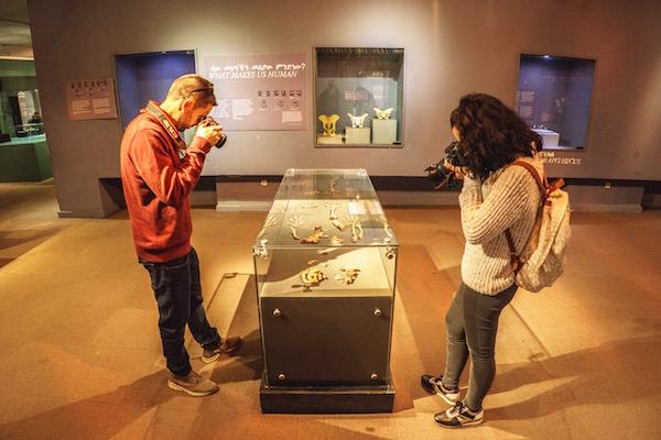 Museo Nacional Adís Abeba