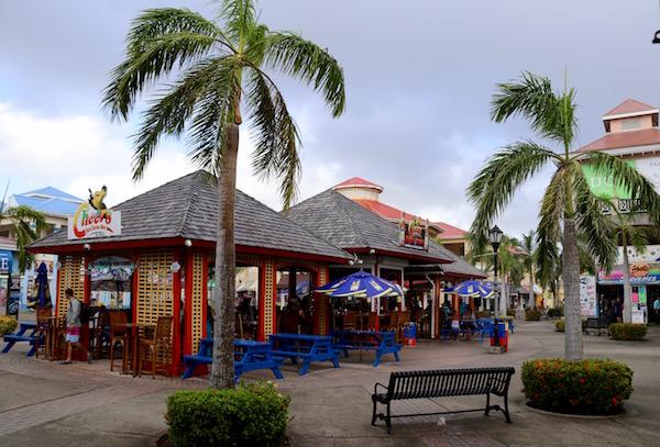 Negocios Terminal del Puerto Basseterre