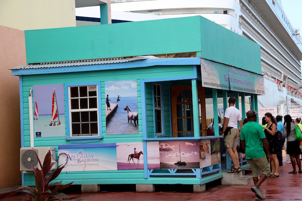 Oficina de Turismo Antigua y Barbuda