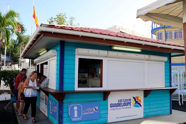 Oficina de turismo Pointe á Pitre
