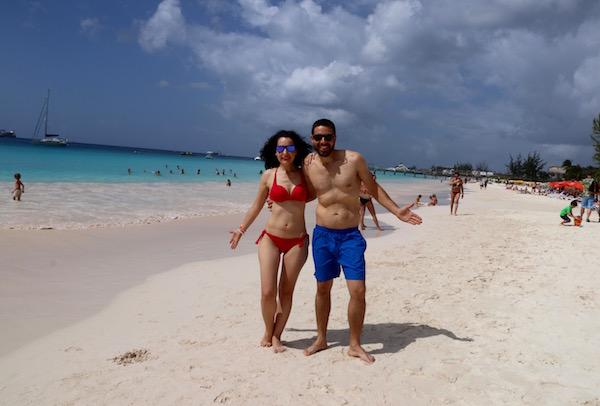 Playa Bahía Carlisle