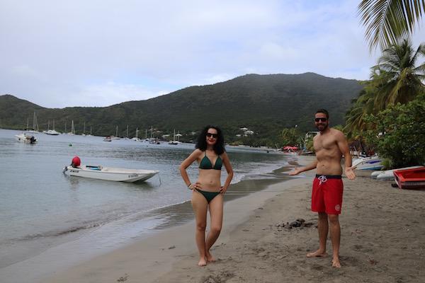 Playa de Anse d'Arlet,