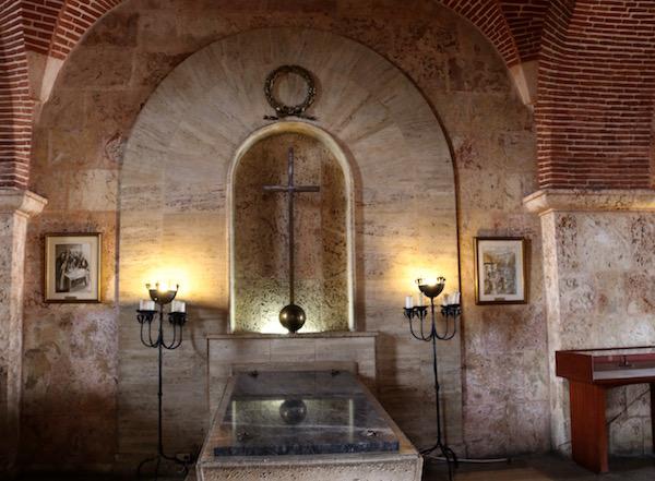 Tumbas Panteón de la Patria