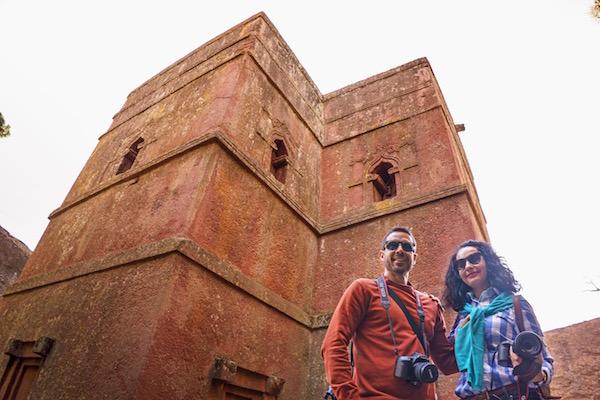 iglesia de Biet Ghiorgis