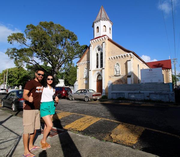 iglesia de Joseph's y San Patricio