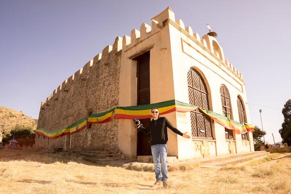 iglesia vieja de Santa María de Sion